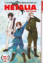 Hetalia: Axis Powers, Vol. 2