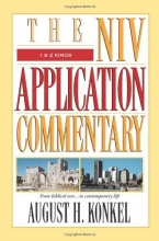 The NIV Application Commentary: 1 and 2 Kings