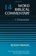Word Biblical Commentary Vol. 14, 1 Chronicles