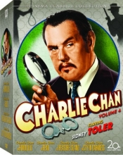 Charlie Chan Collection, Vol. 4  (4DVD)