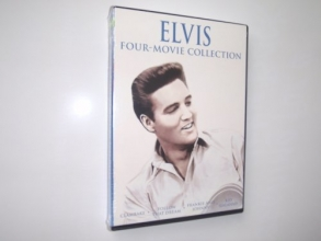 Elvis Four-Movie Collection: Clambake, Follow That Dream, Frankie and Johnny, Kid Galahad