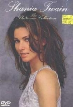 Shania Twain: The Platinum Collection DVD