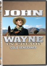 Cold Vengeance  - In COLOR! Also Includes the Original Black-and-White Version which has been Beautifully Restored and Enhanced!
