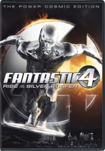 Fantastic Four: Rise of the Silver Surfer (2 Disc Power Cosmic Edition)