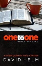 One to One Bible Reading a simple guide for every Christian