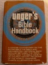 Unger's Bible Handbook