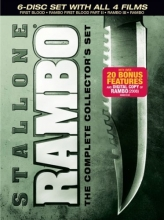 Rambo - The Complete Collector's Set