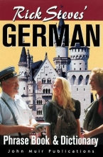 Rick Steves' German Phrasebook and Dictionary (Rick Steves' Phrase Books) (German Edition)