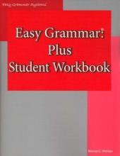 Easy Grammar: Plus Student Workbook