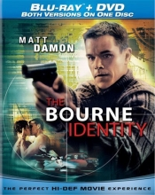 The Bourne Identity [Blu Ray]