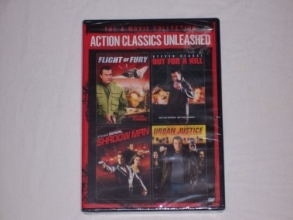 Action Classics Unleashed: The 4-Movie Collection