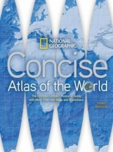 Concise Atlas of the World (Third Edition): The Ultimate Compact Resource Guide with More Than 450 Maps and Illustrations