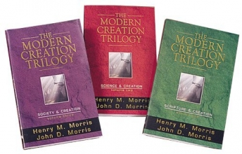 Modern Creation Trilogy: Gift-Boxed Set