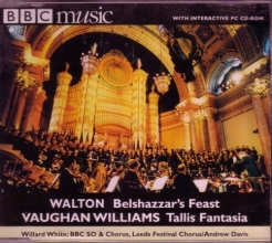 Walton: Belshazzar's Feast / Vaughan Williams: Tallis Fantasia