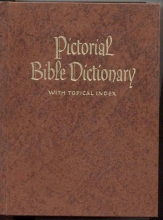 Pictorial Bible Dictionary With Topical Index