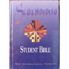 Serendipity Student Bible, New International Version