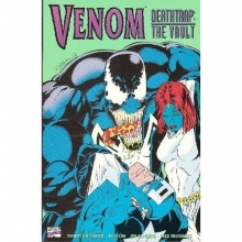 Venom: Deathtrap, the vault (Marvel comics)