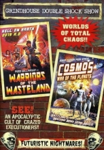 Grindhouse Double Shock Show: Warriors of the Wasteland  / Cosmos: War of the Planets (1977)