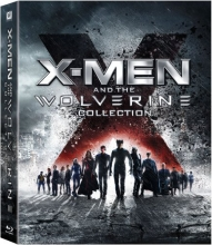 X-Men and the Wolverine Collection  [Blu-ray]