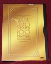 AFI 100 YEARS, 100 MOVIES: A CBS SPECIAL