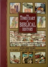 Timechart of Biblical History: Over 4000 Years in Charts, Maps, Lists and Chronologies