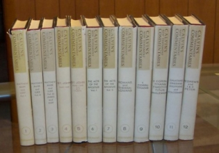 Calvin's New Testament Commentaries (12 Volume Set)