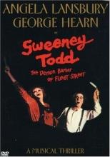 Sweeney Todd - The Demon Barber of Fleet Street  (Snap Case)