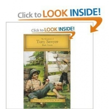 The Adventures of Tom Saywer (Junior Classics for Young Readers)