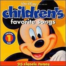 Disney Records Children's Favorite Songs (Vol. 1)