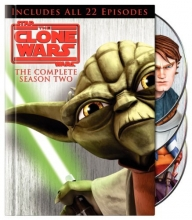 Star Wars: The Clone Wars: The Complete Season Two