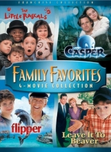 Family Favorites 4 Movie Collection