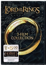 The Lord of the Rings Theatrical Version: 3 Film Collection