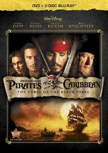 Pirates of Caribbean: Curse of Black Pearl