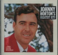 Johnny Horton - Johnny Horton`s Greatest Hits (1 CD)