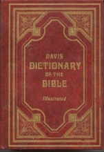 Davis Dictionary of the Bible Illustrated