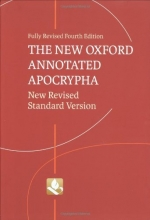 The New Oxford Annotated Apocrypha: New Revised Standard Version