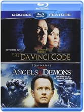 The Da Vinci Code  / Angels & Demons (Extended Edition)  (Double Feature) [Blu-ray]