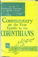 The First epistle of Paul to the Corinthians : an introduction and commentary