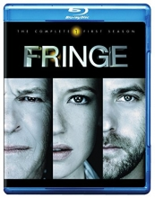 Fringe: Season 1 [Blu-ray]