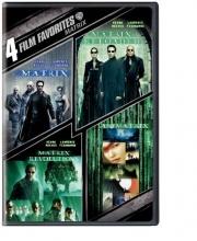 The Matrix Collection: 4 Film Favorites