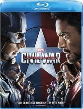 Marvel's Captain America: Civil War [Blu-ray]