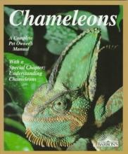 Chameleons (Barron's Complete Pet Owner's Manuals)