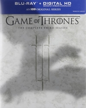 Game of Thrones: Season 3  [Blu-ray]