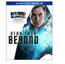 Star Trek Beyond - Double Exclusive: Collectible Character Cards | Bonus Content