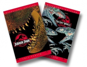 Jurassic Park & Lost World Collection  - Full-Screen