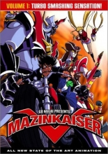 Mazinkaiser - Turbo Smashing Sensation!