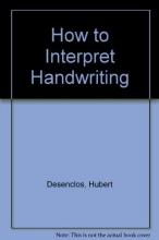 How to Interpret Handwriting