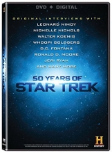 50 Years of Star Trek [DVD + Digital]