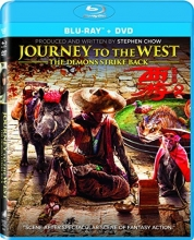 Journey to the West: The Demons Strike Back [Blu-ray]