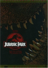Jurassic Park / The Lost World - Jurassic Park: The Collection